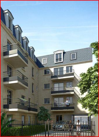 Investir en immobilier bougival avec un gain de 40 l - Centre commercial porte de saint cloud ...