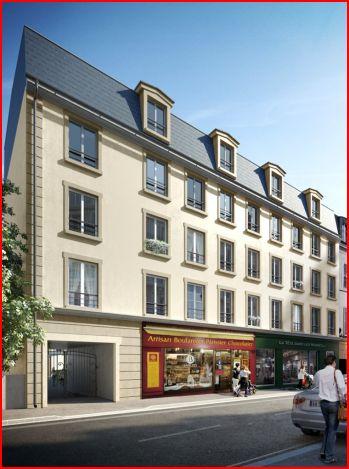 Investir en immobilier bougival avec un gain de 40 l for Achat maison bougival
