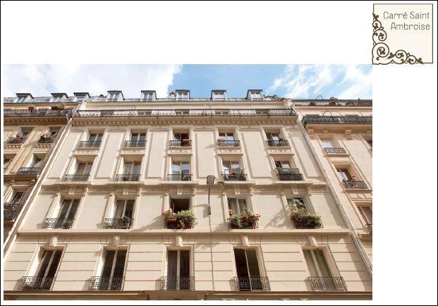 Investir carr st ambroise paris 11e en nue propri t for Jardin truillot
