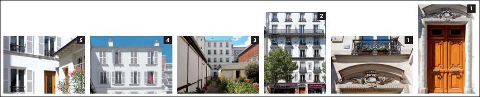 Paris Carré Alesia Nue-propriété