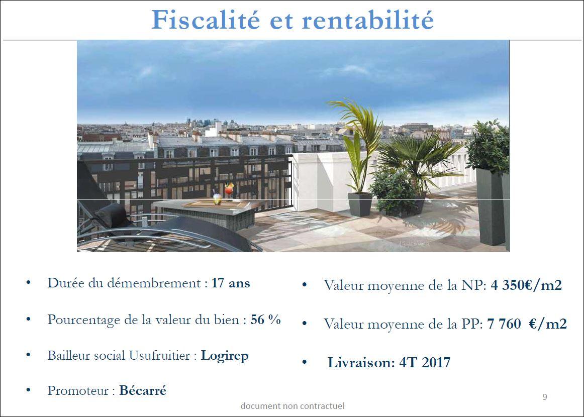 So-Home-Fiscalité Paris en nue-propriété
