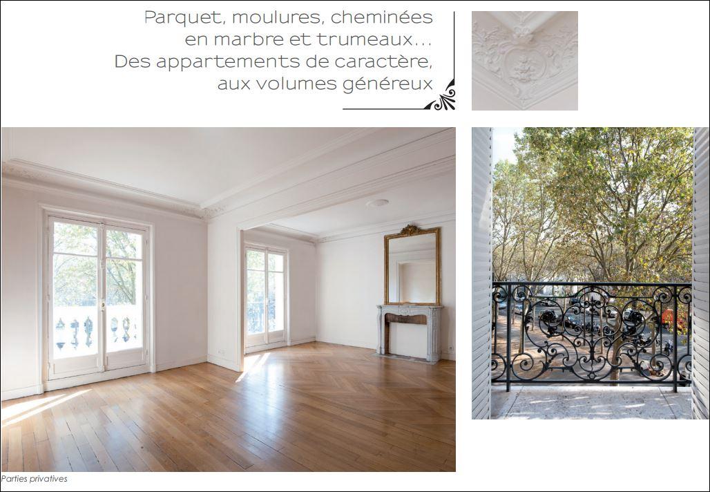 investissement immobilier paris en nue propri t. Black Bedroom Furniture Sets. Home Design Ideas