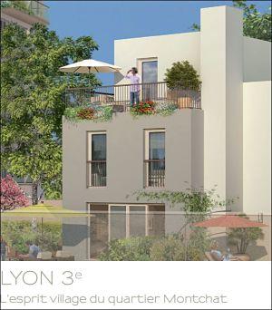 Lyon-Montchat en nue-propriété