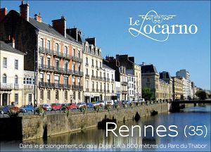 Rennes Le Locarno